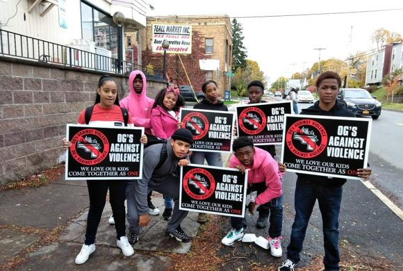 OG's Against Gun Violence Saving The Youth In Our Community.