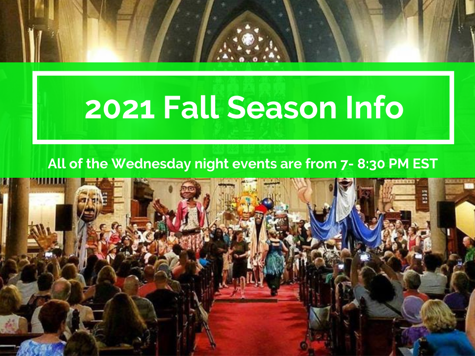 2021 Fall Season Info